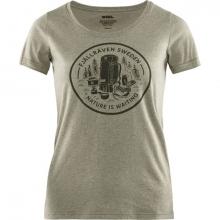 Fikapaus T-shirt W by Fjallraven