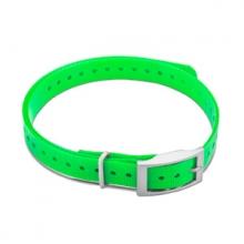 "3/4"" Square Buckle Collar Strap (Green) by Garmin in Sheridan CO"