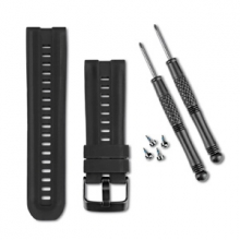 Garmin Black Silicone Watch Band by Garmin in Encino Ca