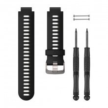Garmin Black/Gray Watch Band by Garmin in Nanaimo Bc