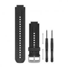 Garmin Black/Red Large Watch Band (Forerunner 25) by Garmin