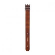 Garmin Brown Leather Strap by Garmin in Carlsbad CA