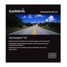 Garmin City Navigator Europe NT - Turkey, microSD/SD card by Garmin