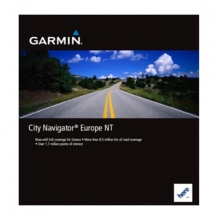 Garmin City Navigator Europe NT – Alps+DACH microSD/SD card by Garmin in Santa Monica CA