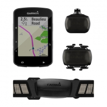 Garmin Edge 520 Plus, Sensor Bundle by Garmin in San Francisco Ca