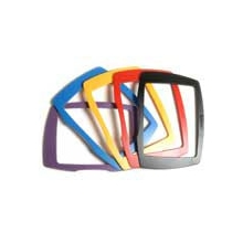 Garmin Faceplate, 5-pack (black, red, yellow, blue, violet) by Garmin in Surrey Bc