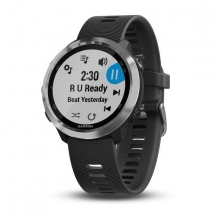 Garmin Forerunner 645 Music, Black by Garmin in Branford Ct