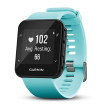Garmin Frost Blue Forerunner® 35 by Garmin in Vancouver Bc
