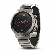 fenix Chronos with Titanium Hybrid Watch Band by Garmin in Smithers Bc