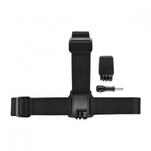 Head Strap Mount With Ready Clip (VIRB Series) by Garmin in Smithers Bc