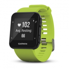 Garmin Limelight Forerunner® 35 by Garmin in El Dorado Hills Ca