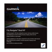 Garmin microSD™/SD™ card: City Navigator® Brazil NT by Garmin