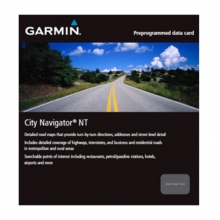 Garmin microSD™/SD™ card: City Navigator® China NT by Garmin