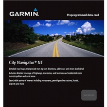 Garmin microSD™/SD™ card: City Navigator® Eastern Africa NT by Garmin in North Vancouver Bc