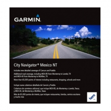 Garmin microSD™/SD™ card: City Navigator® Mexico NT by Garmin