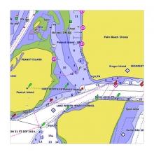 Garmin microSD™/SD™ card: HXEU012R - Mediterranean Sea, Central-West by Garmin in Encino Ca
