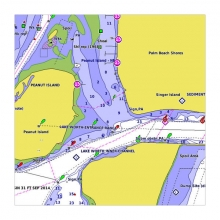 microSD/SD card: HXEU018R - Benelux Offshore and Inland Waters by Garmin