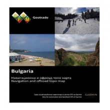Garmin microSD™/SD™ card: TOPO Bulgaria – OFRM Geotrade by Garmin in Santa Monica CA