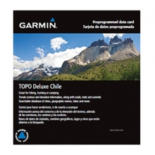 Garmin microSD™/SD™ card: TOPO Chile Deluxe