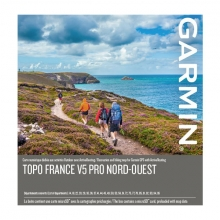 Garmin microSD™/SD™ card: TOPO France v5 PRO, Northwest