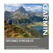 Garmin microSD™/SD™ card: TOPO France v5 PRO, Southeast by Garmin in Campbell Ca