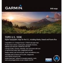 microSD/SD card: TOPO U.S. 100K by Garmin in Loveland CO