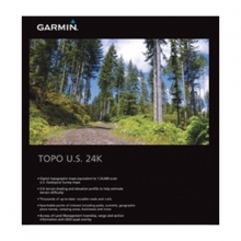 microSD/SD card: TOPO US 24K Southwest by Garmin in Alamosa CO