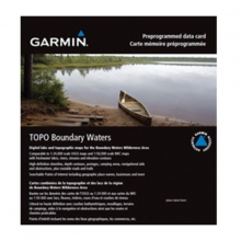 Garmin microSD™/SD™ card: TOPO- Boundary Waters by Garmin in Surrey Bc