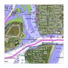 Garmin microSD™/SD™ card: VUS014R-Morgan City to Brownsville by Garmin in Langley City BC