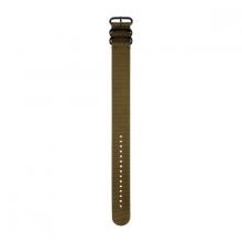 Olive Drab Nylon Watch Strap by Garmin
