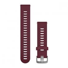 Garmin Quick Release Bands (20 mm), Cerise by Garmin in Medicine Hat Ab