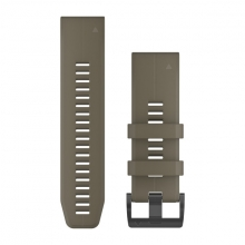 Garmin QuickFit® 26 Watch Bands, Coyote Tan Silicone by Garmin in Rocky View No 44 Ab