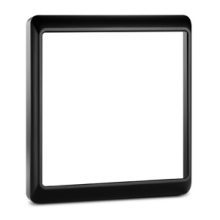 Garmin Trim Snap Piece Cover - Black (GMI and GNX Instruments) by Garmin in Courtenay Bc