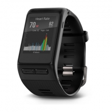 Garmin vívoactive® HR, Black, Regular