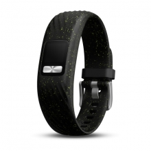 Garmin vívofit® 4 Bands, Black Speckle (Small/Medium) by Garmin