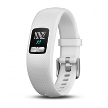 Garmin vívofit® 4, White (Small/Medium) by Garmin in Richmond Bc