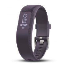 Garmin vívosmart® 3, Purple, Small/Medium by Garmin