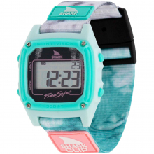 Shark Classic Clip Tie Dye Aqua Cloud by Freestyle Watches