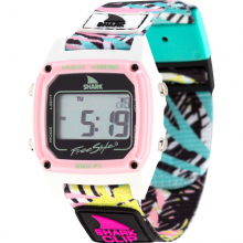 Shark Classic Clip Pink Palm by Freestyle Watches