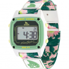 Shark Classic Clip Prickly Pear Green by Freestyle Watches in Marshfield WI