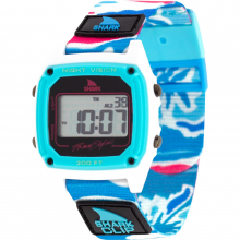 Shark Classic Clip Aloha Mirage Blue by Freestyle Watches in Squamish BC