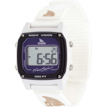 Shark Classic Leash White Dolphin by Freestyle Watches in Marshfield WI
