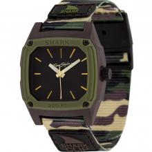Shark Classic Clip Analog Boot Camp by Freestyle Watches