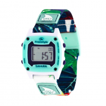Shark Mini Clip Paradise Green by Freestyle Watches