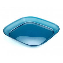 Infinity Plate- Blue