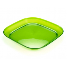Infinity Plate- Green