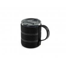 Infinity Backpacker Mug Black by GSI Outdoors