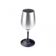 Glacier Stainless Nesting Wine Glass by GSI Outdoors in Alamosa CO