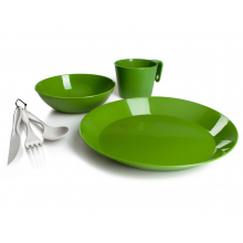 Cascadian 1 Person Table Set- Green by GSI Outdoors