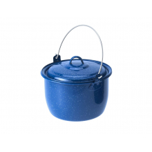 3 Qt. Convex Kettle- Blue by GSI Outdoors